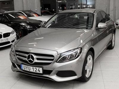 begagnad Mercedes 250 C-Klass4matic 204hk