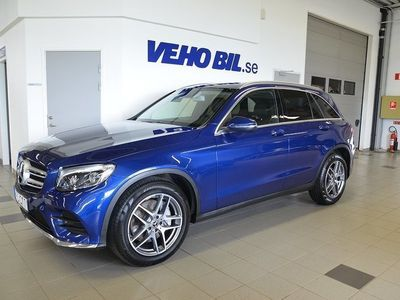 used Mercedes GLC220 d 4MATIC 9G-Tronic Euro -19