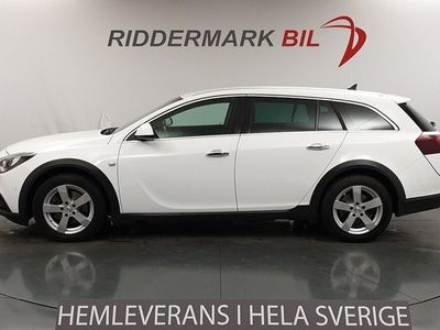 begagnad Opel Insignia Country Tourer 2.0 CDTI 4x4 D-Värm EU6 170hk