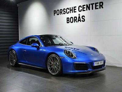 begagnad Porsche 911 Carrera 4S / Se spec