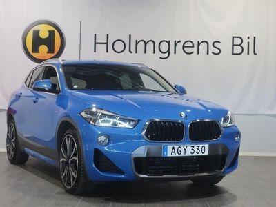 begagnad BMW X2 xDrive 20i (192hk) M-Sport Nav