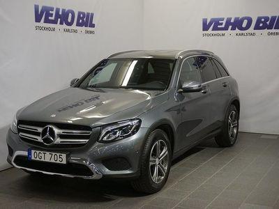 begagnad Mercedes 220 GLC4-Matic Exclusive 9G-Tronic Drag Bluetooth
