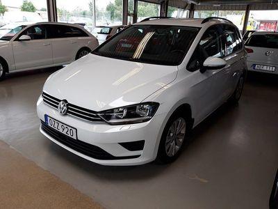 begagnad VW Golf Sportsvan TSI 110 DSG7