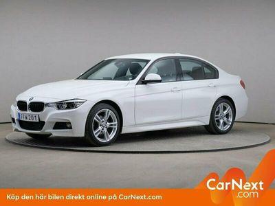 begagnad BMW 318 3 d Aut M-Sport Sedan Drag
