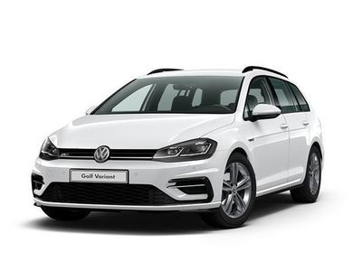 begagnad VW Golf SC TSI 150 DSG Edition Kampani
