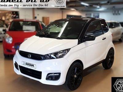 begagnad Aixam City EMotion Sport ABS 2020, Personbil 154 900 kr
