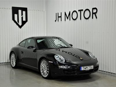 gebraucht Porsche 911 Carrera 4S 9973,8 355hk TipTronic
