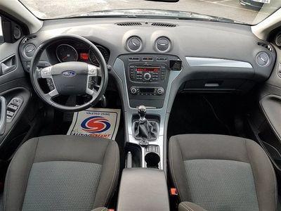 gebraucht Ford Mondeo 2,0TDCi KOMBI