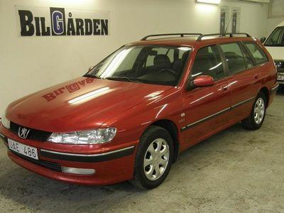 begagnad Peugeot 406 2.0 (136hk) Besiktigad