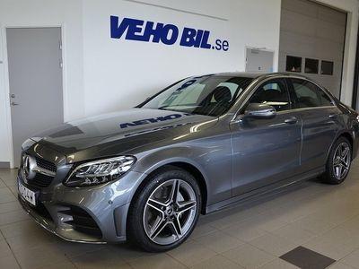 brugt Mercedes 200 C-Klass4Matic, AMG Line, Backkamera, Navigation