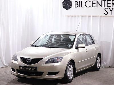 begagnad Mazda 3 Sport 1.6 Automat 105hk