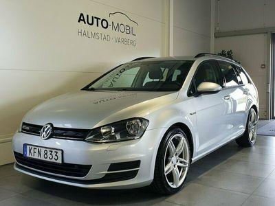 begagnad VW Golf Sportscombi 1.6 TDI BlueMotion Style, 110hk