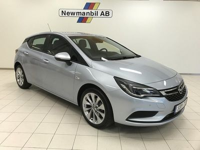 begagnad Opel Astra Enjoy 1,4 Turbo ECOTEC 125hk MT6