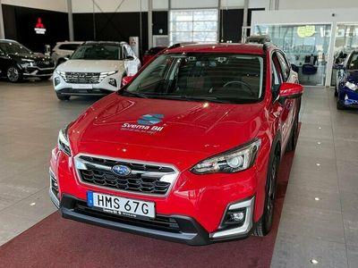 begagnad Subaru XV e-Boxer Ridge Bronze