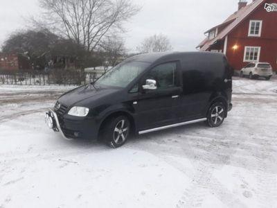 begagnad VW Caddy Harley Davidsson -06