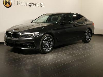 begagnad BMW 530 i xDrive Sedan / Värmare / Navi / Läde -19