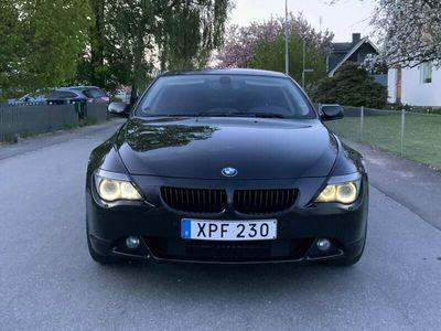 begagnad BMW 630 CI COU