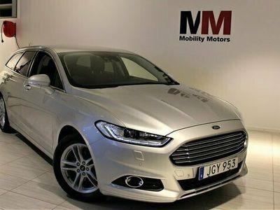 begagnad Ford Mondeo Kombi 2.0 TDCi 150hk / WEBASTO / KROK