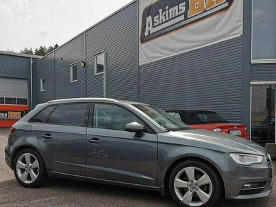 begagnad Audi A3 Sportback Nya modellen 5D, 2.0TDI, S Tronic /Automat 150hk