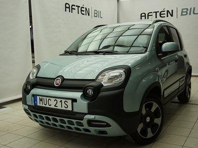begagnad Fiat Panda Cross 4x4 HEV 1.0 70HK L.aunch Edition