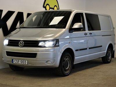 begagnad VW Transporter 2.0 TDI | 4M | 5 Sits | Navi | | BLACK WEEKEND 2014, Transportbil 167 900 kr