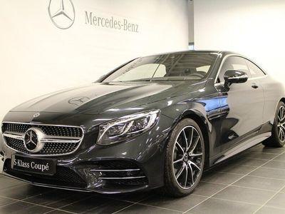 begagnad Mercedes 450 S-klass4MATIC Coupé