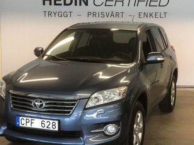 begagnad Toyota RAV4 2.0 VVT-i AWD Aut4 Executive