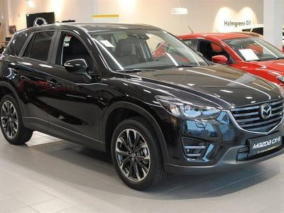 begagnad Mazda CX-5 OPTIMUM 2.5 AWD AUTOMAT 2016, Kombi