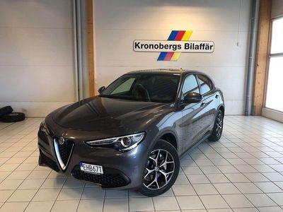 begagnad Alfa Romeo Stelvio Super 2.2 Q4 Automat DEMO 2019, SUV 389 200 kr