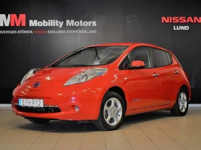 begagnad Nissan Leaf Acenta 30 kWh MY17 | Cared4