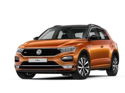 begagnad VW T-Roc 1.0 TSI 85 KW / 115 HK 6 VX