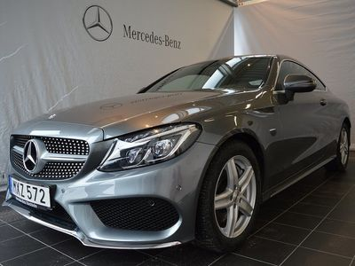 begagnad Mercedes C300 Coupé -16