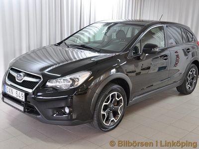 begagnad Subaru XV 2.0i Business Sport CVT -13