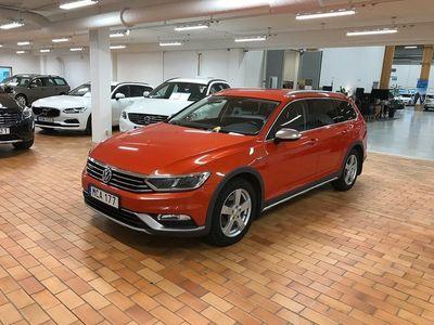 begagnad VW Passat Alltrack 2.0 Tdi 4M AUT (mkt utr)