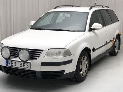 begagnad VW Passat 1.9 TDI Variant 4-Motion
