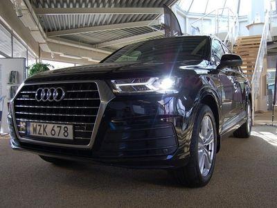 used Audi Q7 3.0 TDI 272HK QUATTRO TIP QUAT. TDI3.0 V6