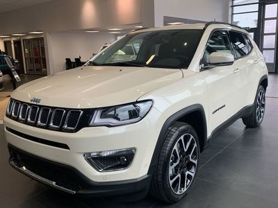 begagnad Jeep Compass Limited PHEV 1.3 190hp AWD *Lansering!*