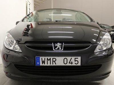 begagnad Peugeot 307 CC 2,0 HARDTOP SKINN SPORT PDC