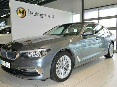 begagnad BMW 530 i xDrive Sedan Luxury Navi Pa 2018, Sedan Pris 399 800 kr