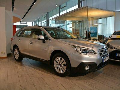 begagnad Subaru Outback 2.0 4WD Ridge Skinn Aut