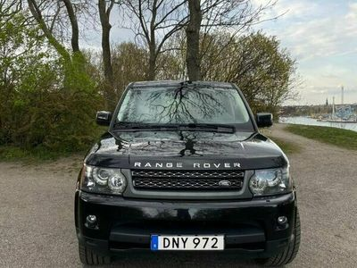 begagnad Land Rover Range Rover Sport LS HSE