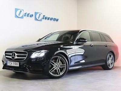 begagnad Mercedes E300 AMG Kombi Aut, Nav, Drag, Läder