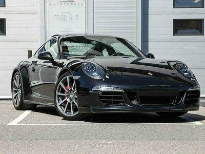 begagnad Porsche 911 Carrera 4S 991 X51 Powerkit 430hk