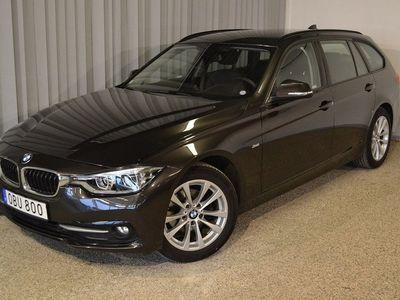 begagnad BMW 318 d A Touring Model Sport (150hk)
