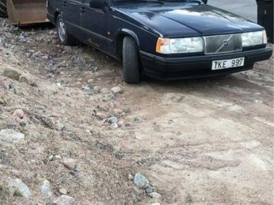 begagnad Volvo 945 Nybesiktigad/skattad