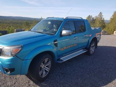 begagnad Ford Ranger WILDTRACK -11