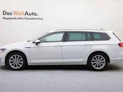 begagnad VW Passat Variant SC GTE DSG6 Executive/Drag/P-värm
