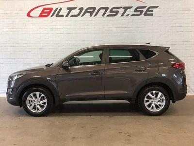 begagnad Hyundai Tucson 1.6 T-GDI 4WD DCT Euro 6 177hk -19