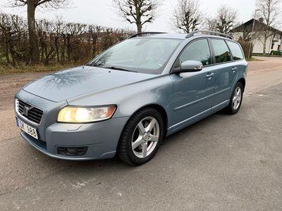 begagnad Volvo V50 D5 180hk