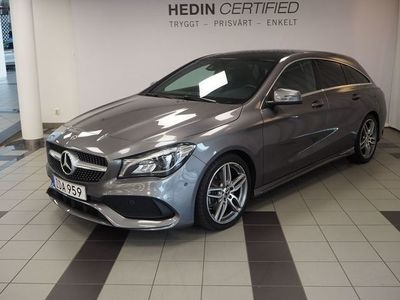 begagnad Mercedes CLA220 - BenzD 4MATIC AMG PANORAMA DRAG